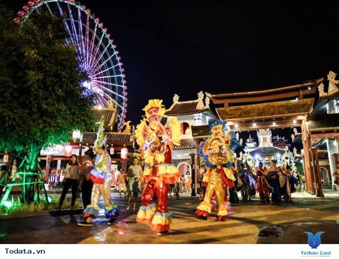 Du lịch Đà Nẵng tham dự lễ hội sắc màu châu Á - Ảnh 2