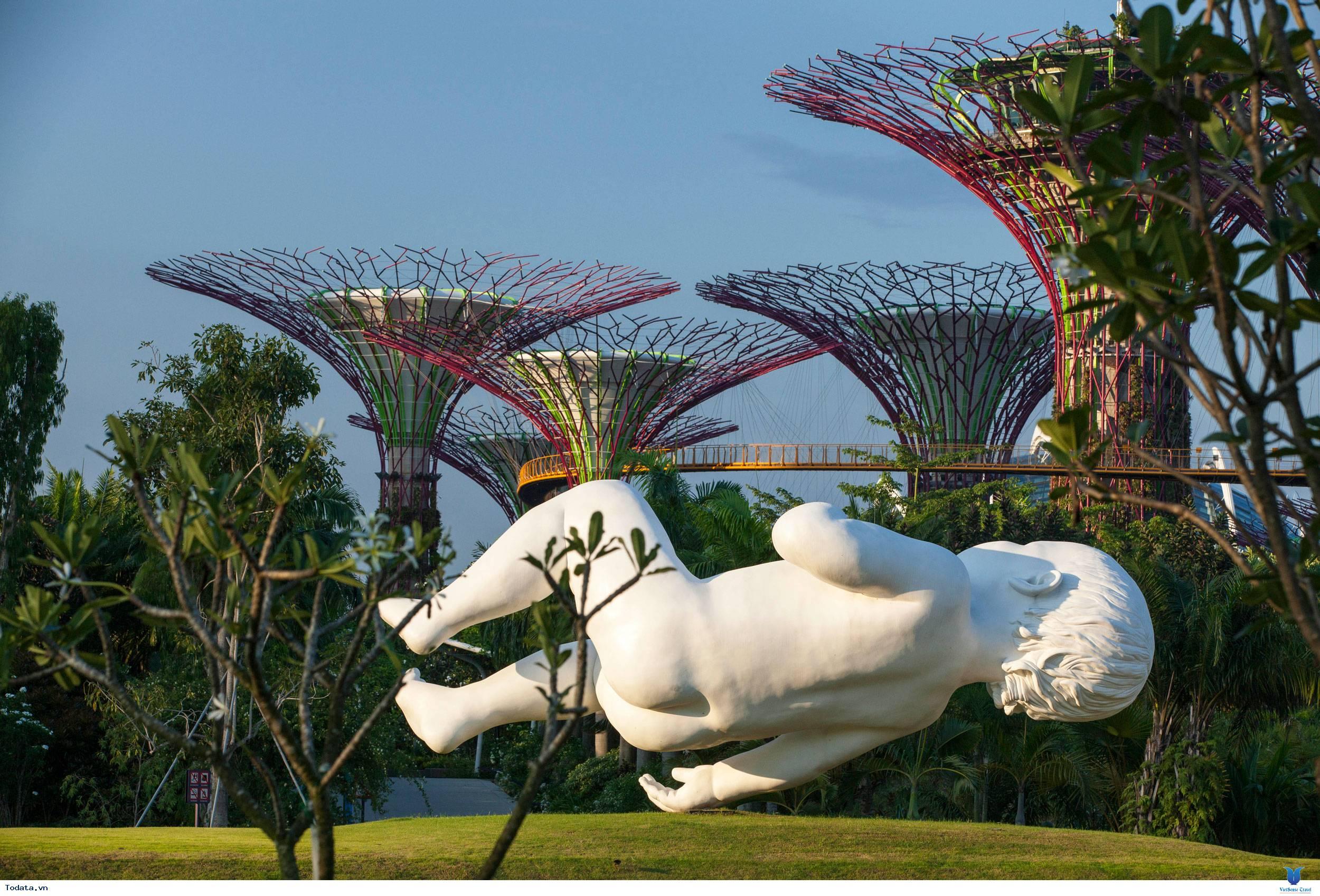 Gardens By The Bay- Khu Vườn Nhân Tạo Khổng Lồ Của Singapore - Ảnh 14