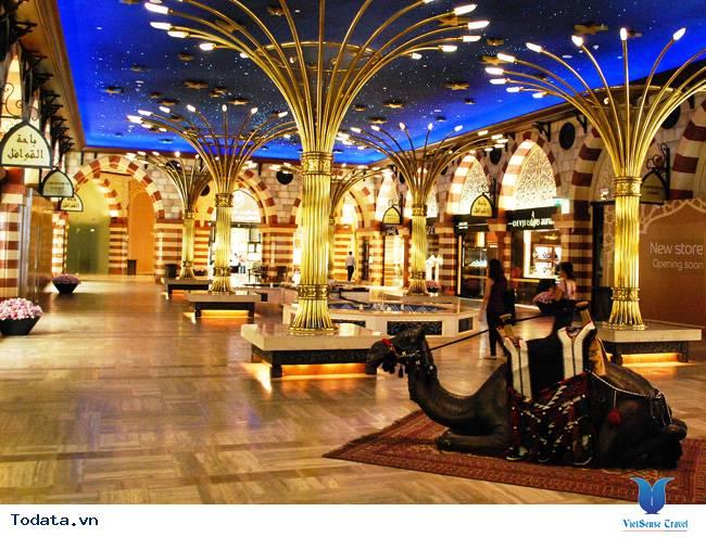 Ghé thăm khách sạn bậc nhất trên thế giới tại Dubai - Ảnh 1