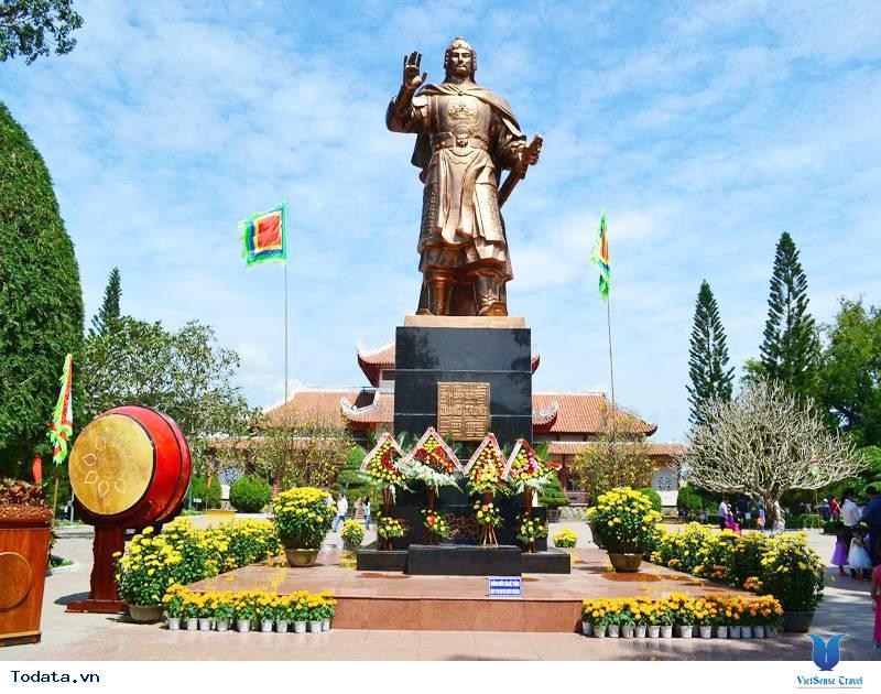 Ghé thăm miền đất võ của người anh hùng Quang Trung - Nguyễn Huệ - Ảnh 2