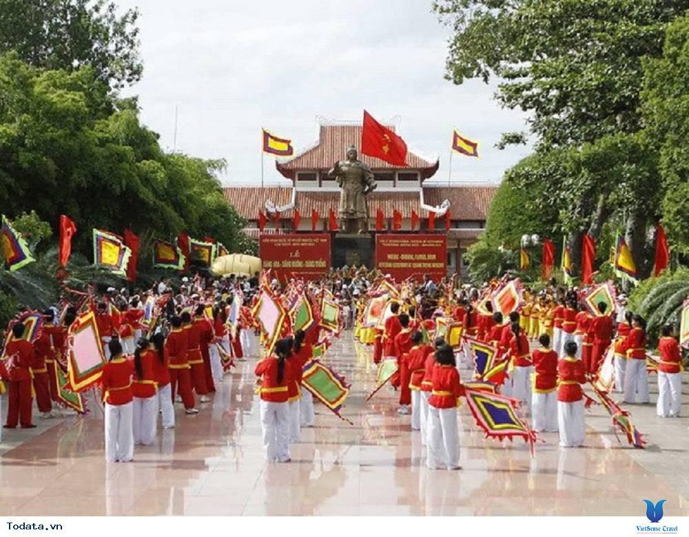 Ghé thăm miền đất võ của người anh hùng Quang Trung - Nguyễn Huệ - Ảnh 3