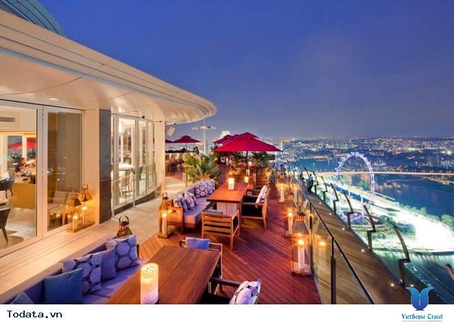 Giật Mình Với Bữa Tối 2 Triệu USD Ở Singapore - Ảnh 1