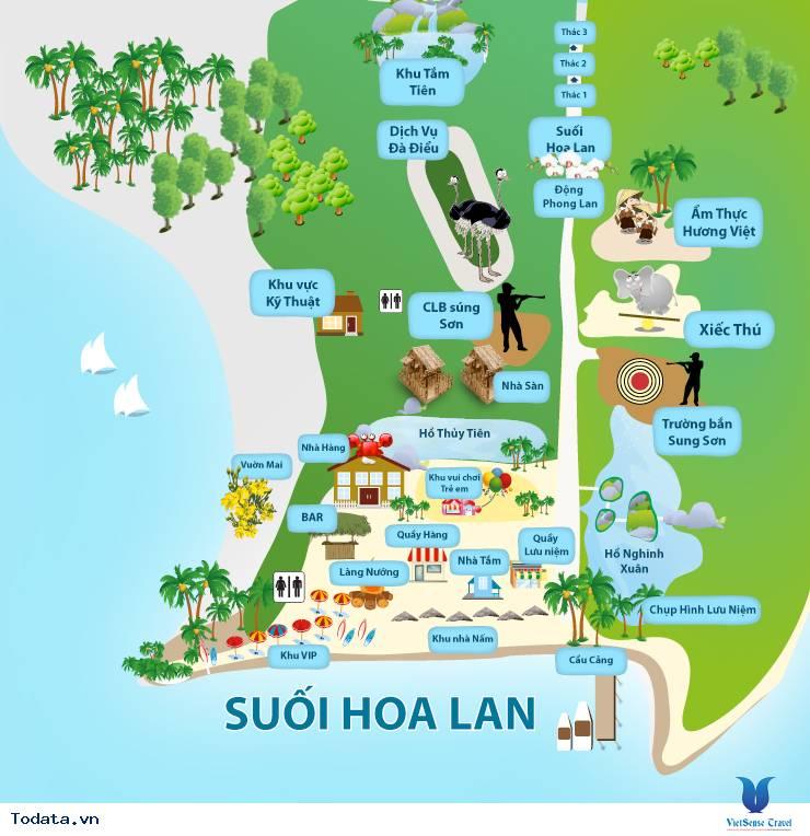 Hình Ảnh Khu Du Lịch Suối Hoa Lan Nha Trang - Ảnh 1