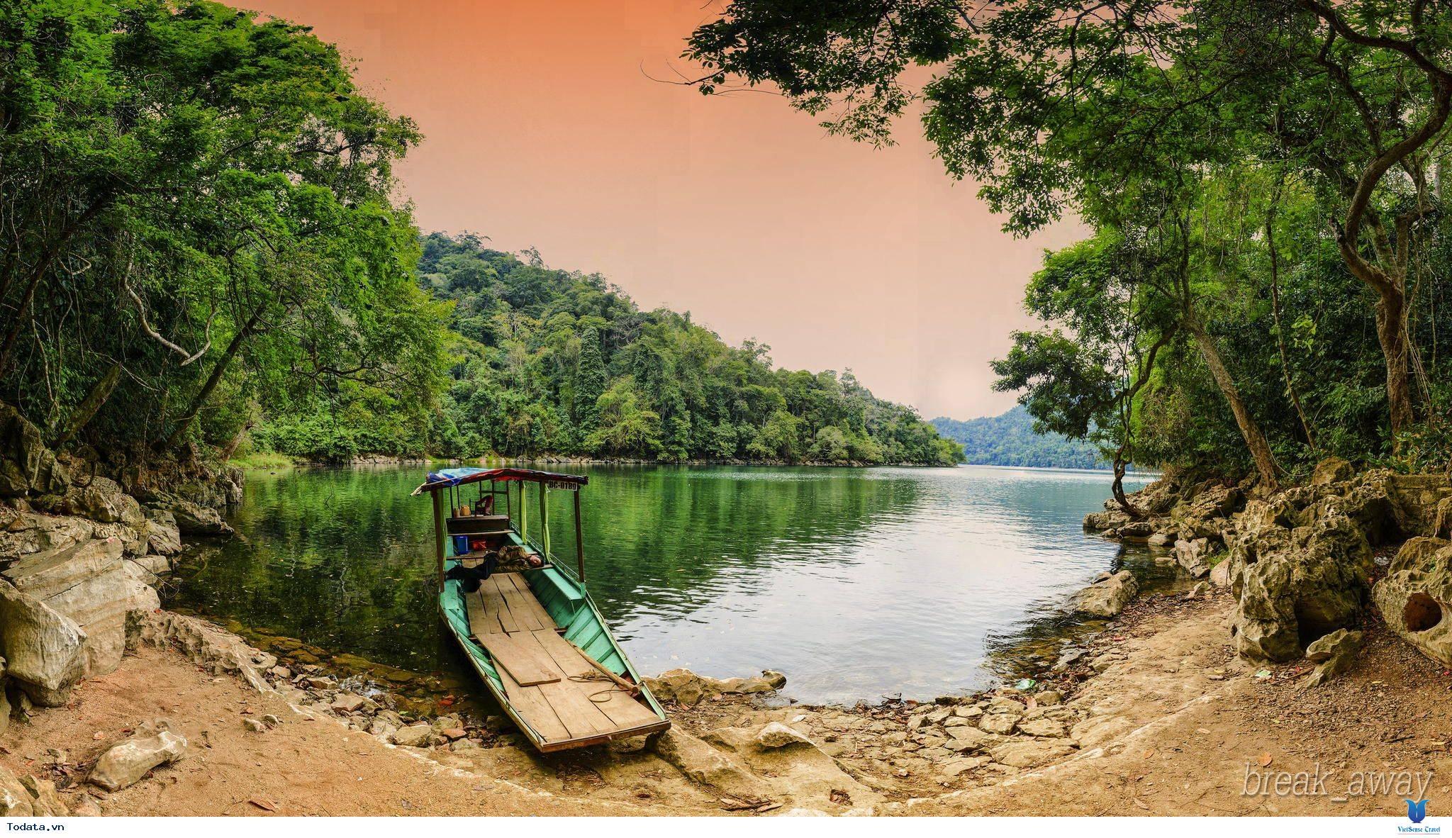 Hồ Ba Bể - Chốn Tiên Cảnh Ngoài Đời Thực - Ảnh 4