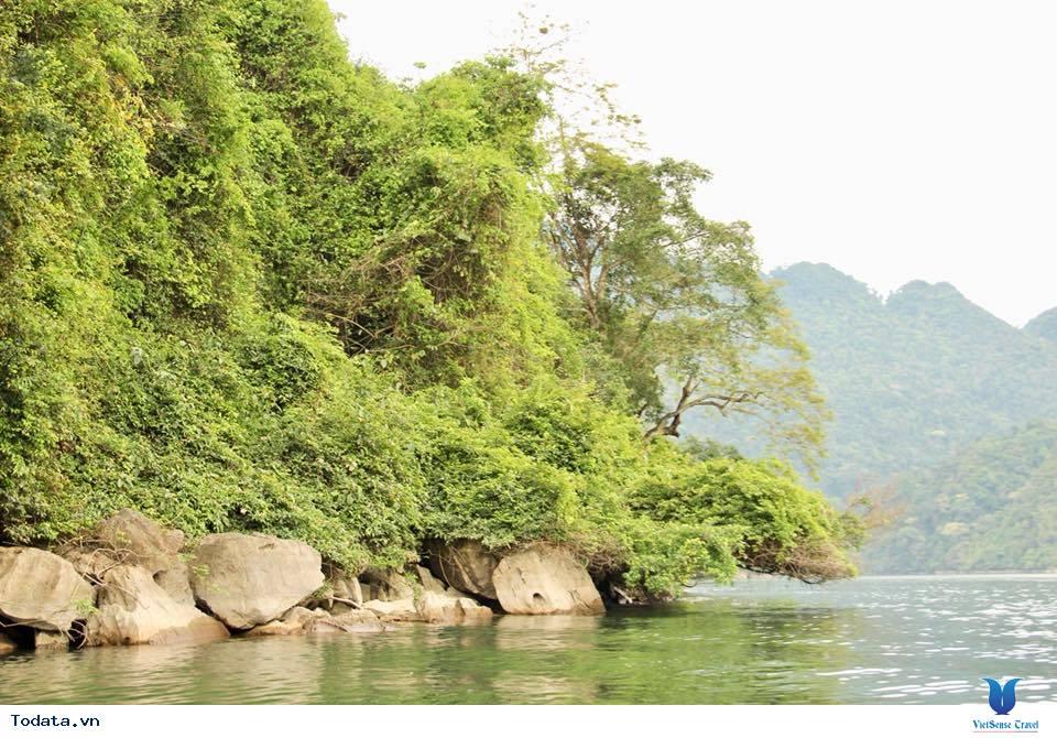 Hồ Ba Bể, Chốn Bồng Lai Nơi Hạ Giới - Ảnh 2