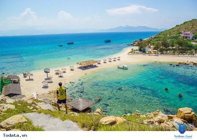 Hòn Nội Đảo Yến - Bãi Tắm Đôi Duy Nhất Ở Việt Nam - Ảnh 5