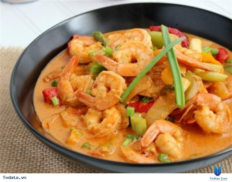 Hương vị hấp dẫn của nền ẩm thực truyền thống Thái Lan - Ảnh 1