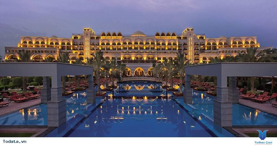 Bên trong khách sạn 7* Dubai - Khách sạn cánh buồm Burj Al Arab - Ảnh 16