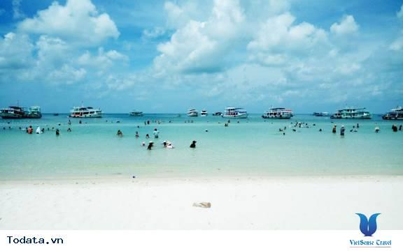 Khám Phá Bãi Sao- bãi biển đẹp nhất Việt Nam - Ảnh 6