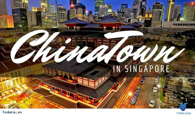 Khám Phá Chinatown -  Điểm Đến Thú Vị Tại Singapore - Ảnh 1