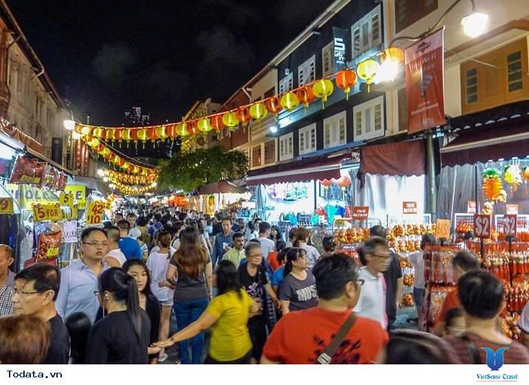 Khám Phá Chinatown -  Điểm Đến Thú Vị Tại Singapore - Ảnh 5