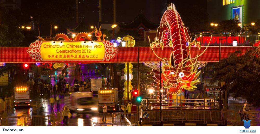 Khám Phá Chinatown -  Điểm Đến Thú Vị Tại Singapore - Ảnh 2
