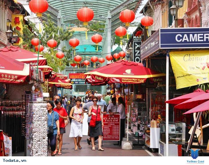 Khám Phá Chinatown -  Điểm Đến Thú Vị Tại Singapore - Ảnh 4