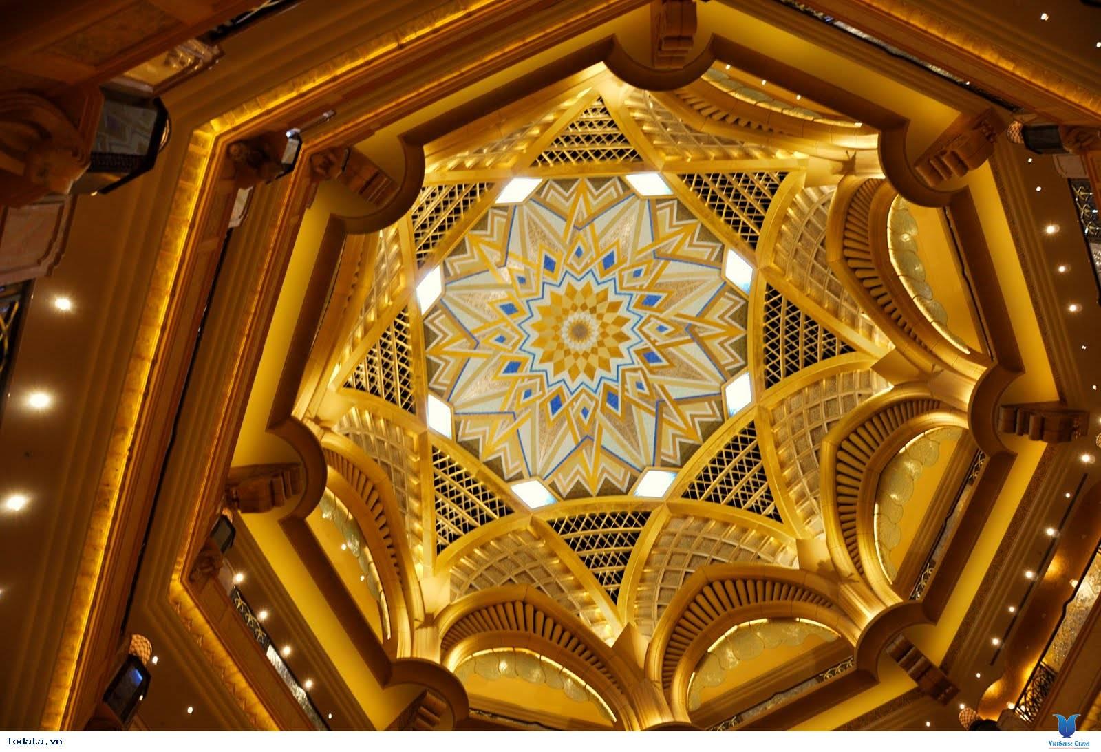 Khám Phá Khách Sạn 7 Sao Đẳng Cấp Emirates Palace - Ảnh 11