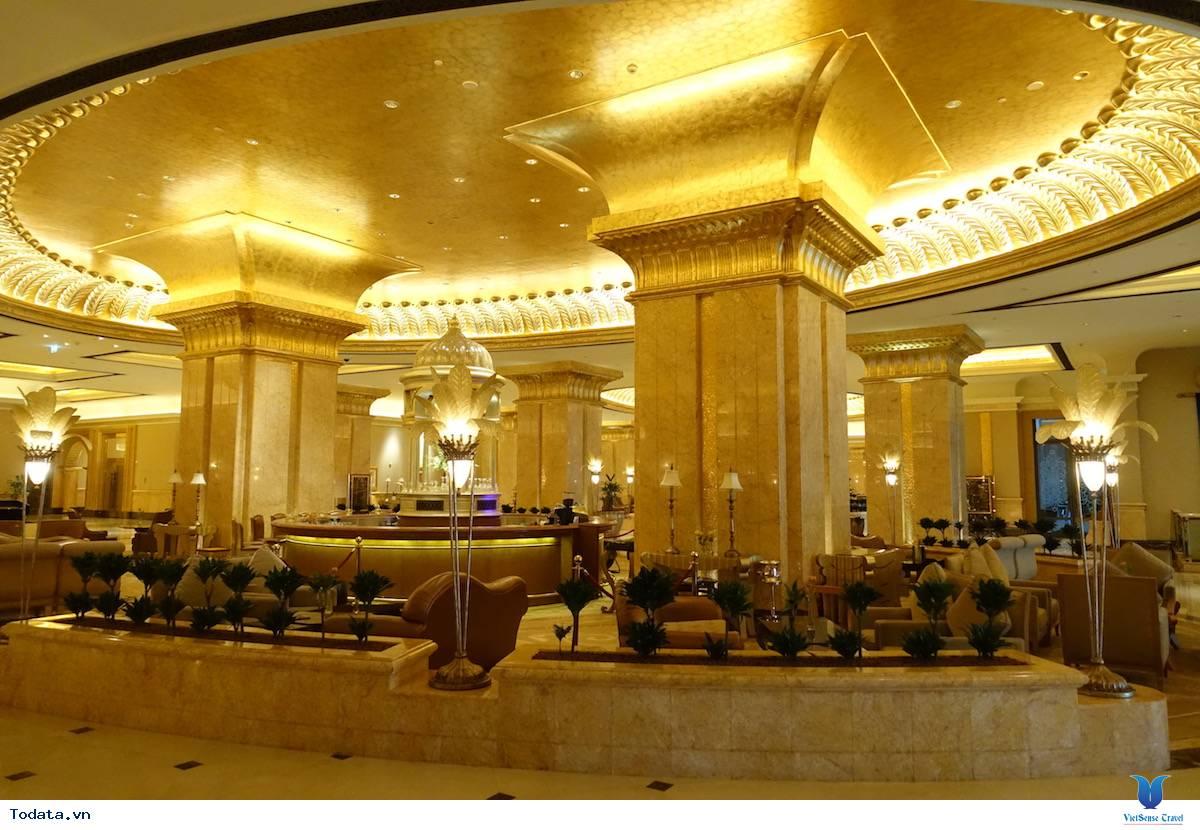 Khám Phá Khách Sạn 7 Sao Đẳng Cấp Emirates Palace - Ảnh 2