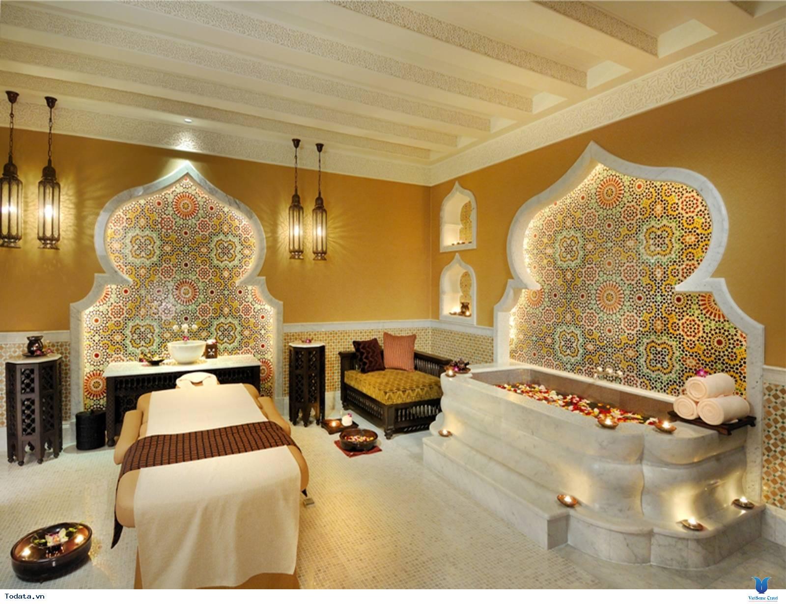 Khám Phá Khách Sạn 7 Sao Đẳng Cấp Emirates Palace - Ảnh 5