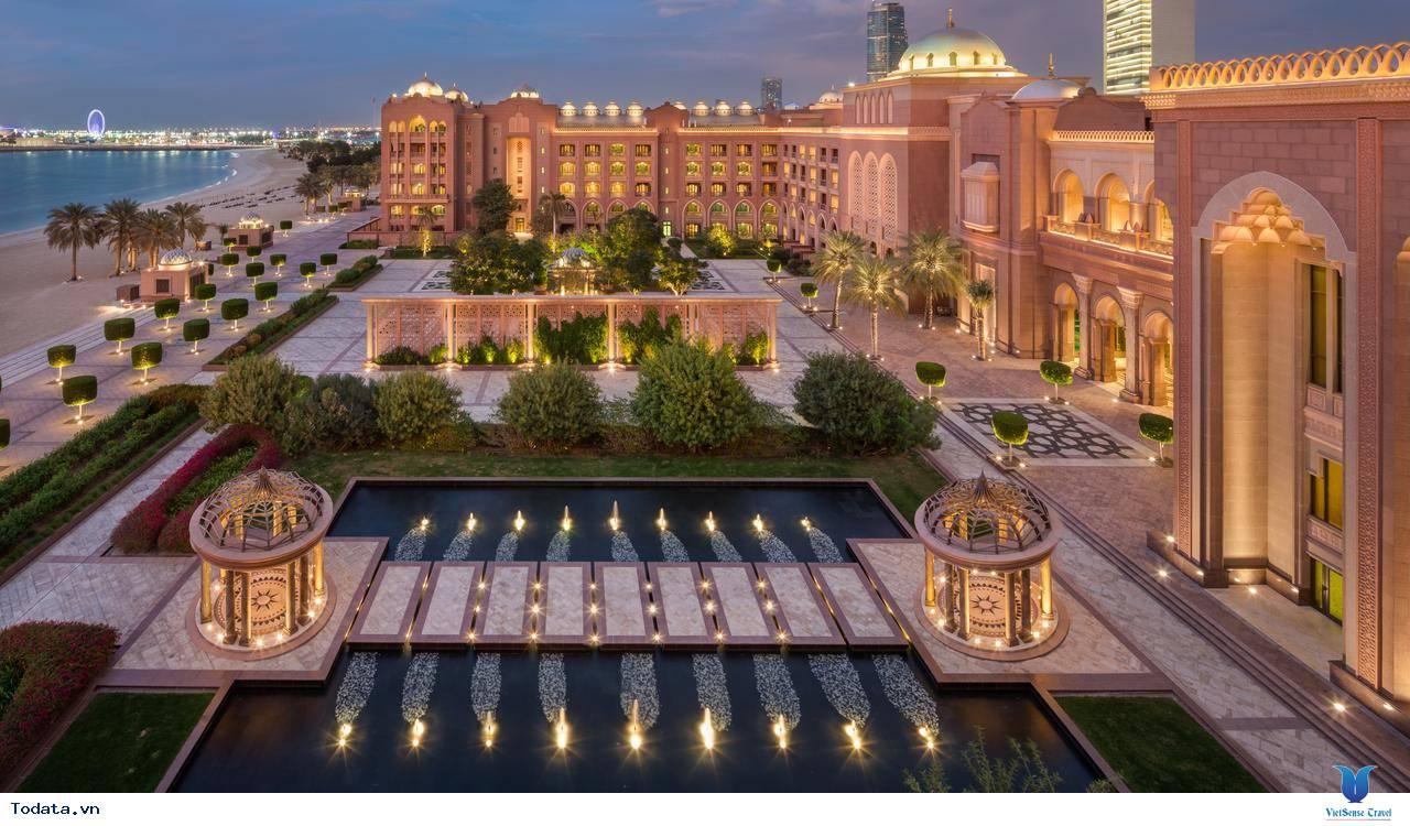 Khám Phá Khách Sạn 7 Sao Đẳng Cấp Emirates Palace - Ảnh 7