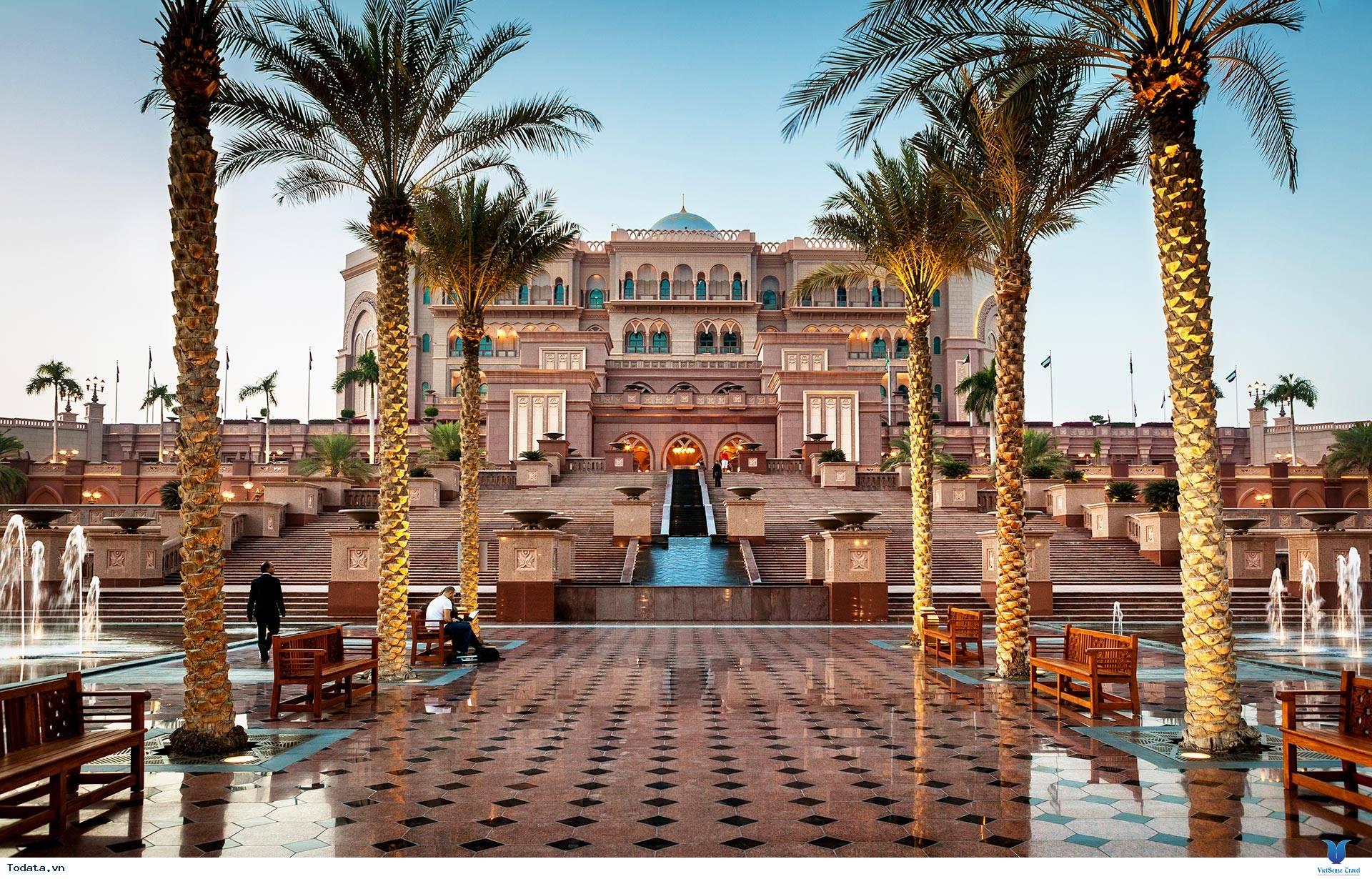 Khám Phá Khách Sạn 7 Sao Đẳng Cấp Emirates Palace - Ảnh 8