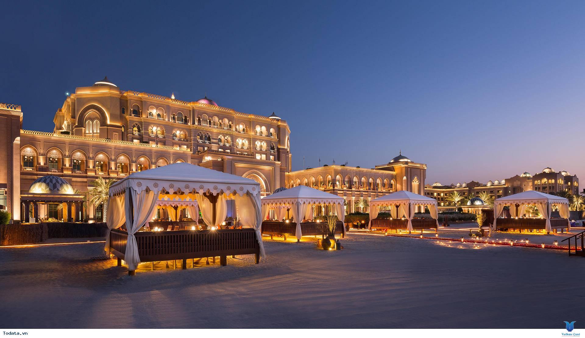 Khám Phá Khách Sạn 7 Sao Đẳng Cấp Emirates Palace - Ảnh 6