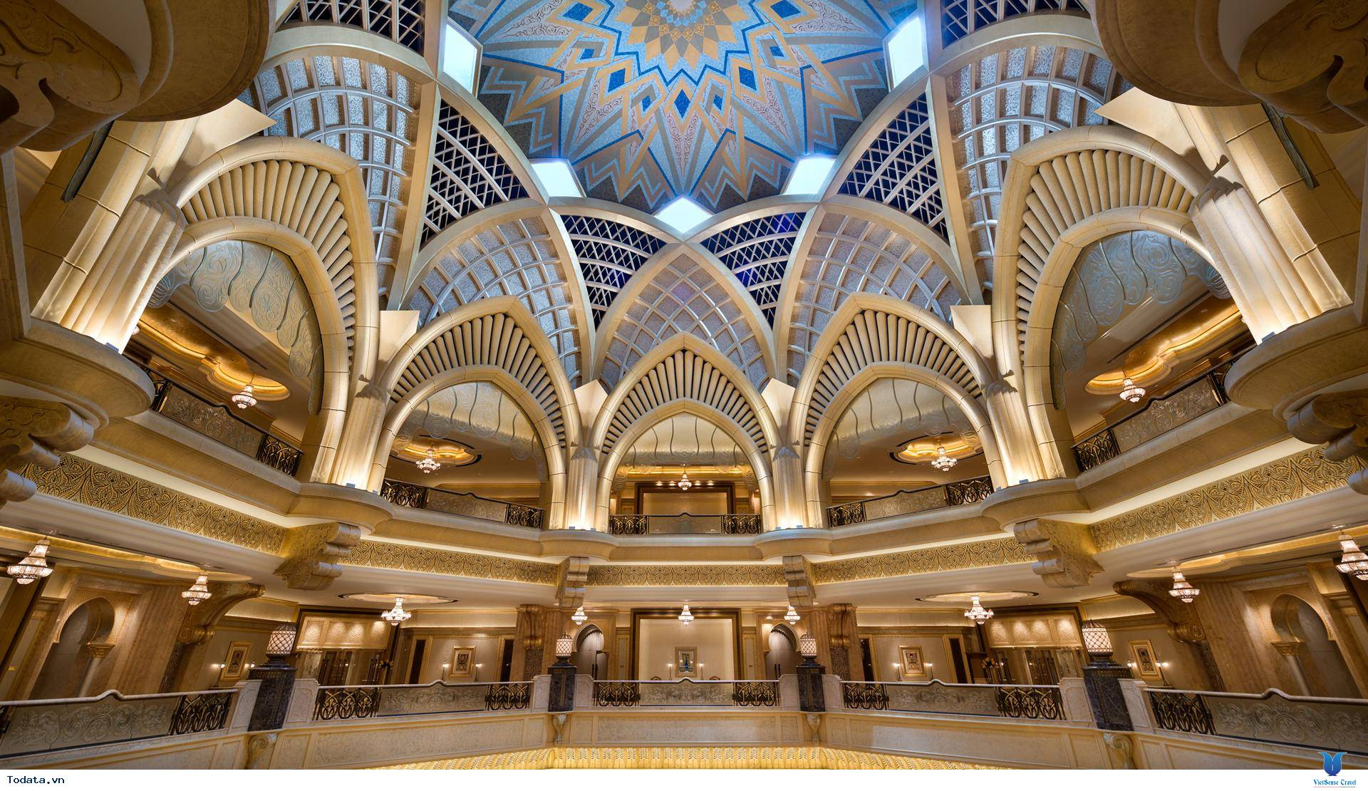 Khám Phá Khách Sạn 7 Sao Đẳng Cấp Emirates Palace - Ảnh 10