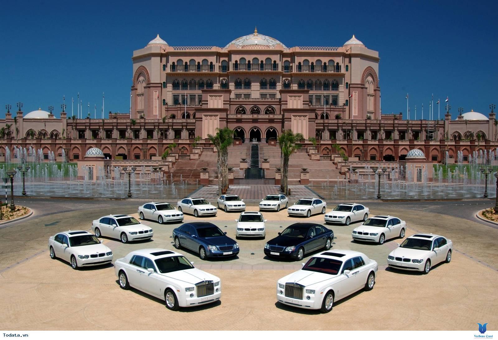 Khám Phá Khách Sạn 7 Sao Đẳng Cấp Emirates Palace - Ảnh 4