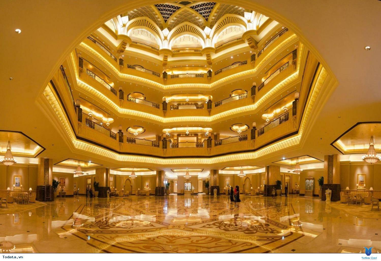 Khám Phá Khách Sạn 7 Sao Đẳng Cấp Emirates Palace - Ảnh 3