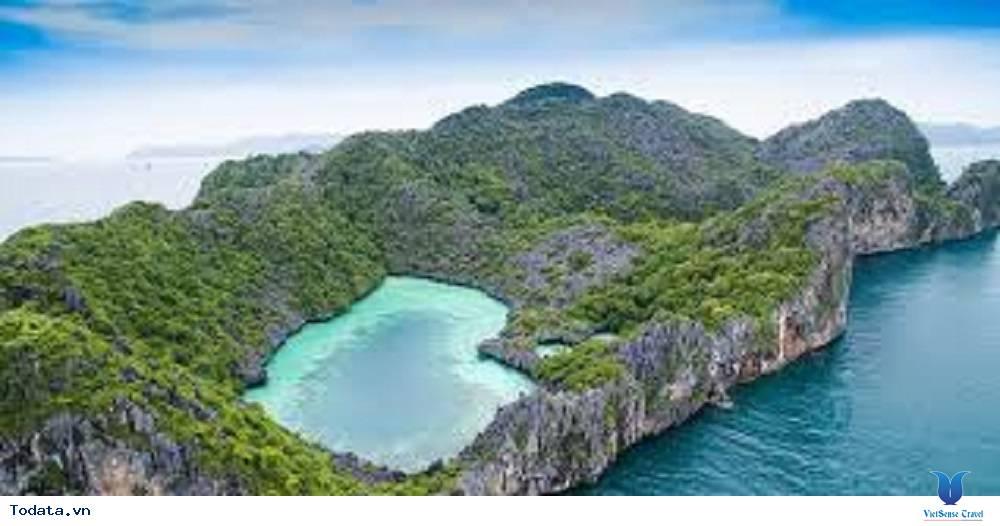 Khám phá quần đảo thiên đường Mergui của Myanmar - Ảnh 1