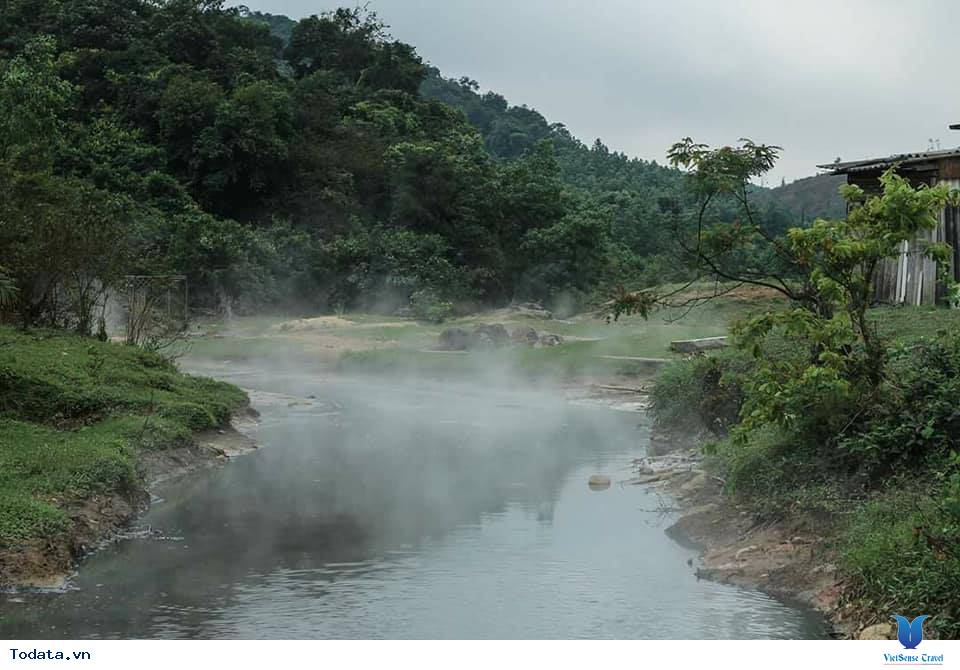 Khám Phá Suối Nước Nóng Bang Ở Quảng Bình - Ảnh 2