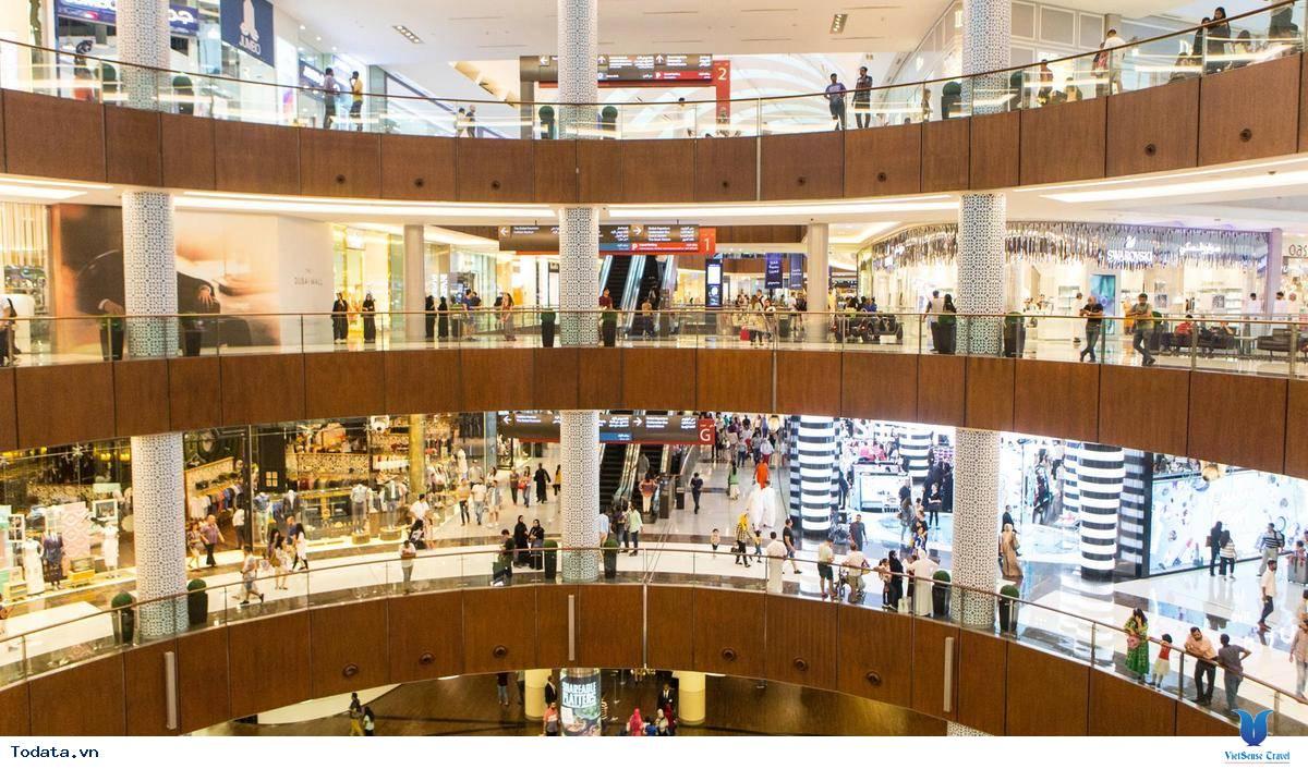 Khám Phá Trung Tâm Mua Sắm Lớn Nhất Thế Giới Dubai Mall - Ảnh 6