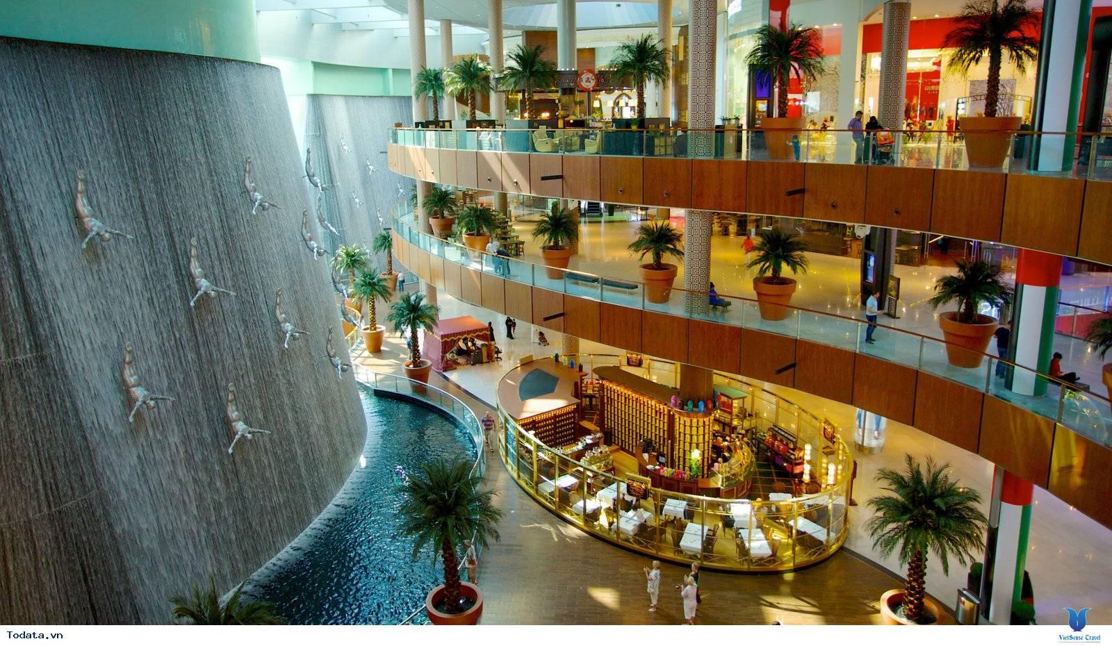 Khám Phá Trung Tâm Mua Sắm Lớn Nhất Thế Giới Dubai Mall - Ảnh 5