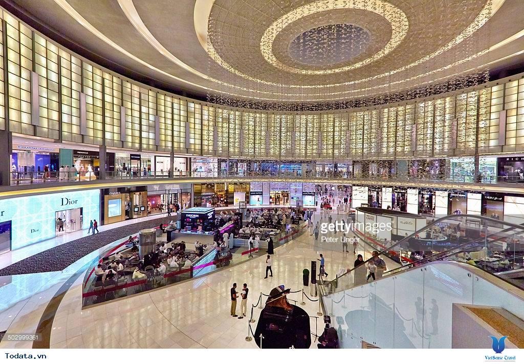 Khám Phá Trung Tâm Mua Sắm Lớn Nhất Thế Giới Dubai Mall - Ảnh 8