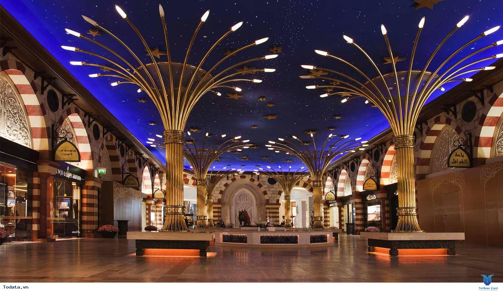 Khám Phá Trung Tâm Mua Sắm Lớn Nhất Thế Giới Dubai Mall - Ảnh 7
