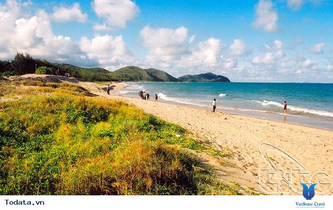 Khám phá vẻ đẹp đảo Quan Lạn - Ảnh 1