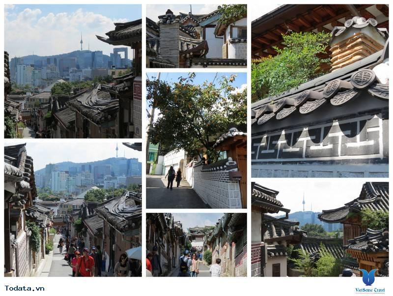 Khám phá vẻ đẹp làng văn hóa dân tộc Hanok - Ảnh 1