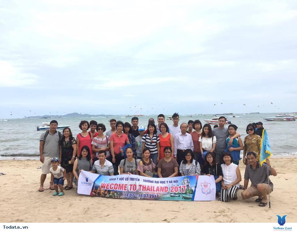 Khoa Y học cổ truyền – Trường Đại học Y Hà Nội Tour Thái Lan 14/08/2017 - Ảnh 2
