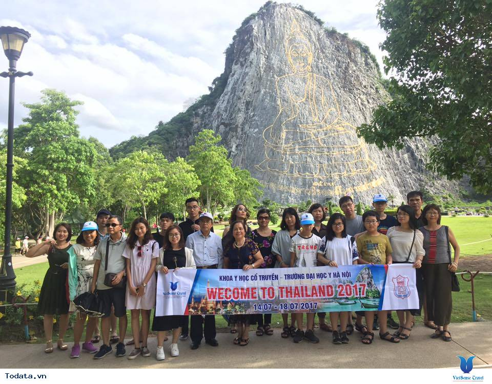 Khoa Y Học Cổ Truyền – Trường Đại Học Y Hà Nội Tour Thái Lan 14/08/2017 - Ảnh 1