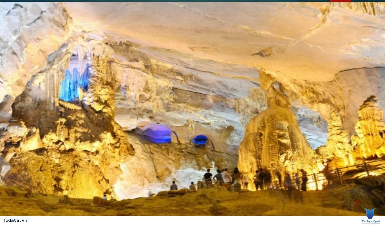 Lý do khiến động Phong Nha thu hút khách du lịch - Ảnh 1