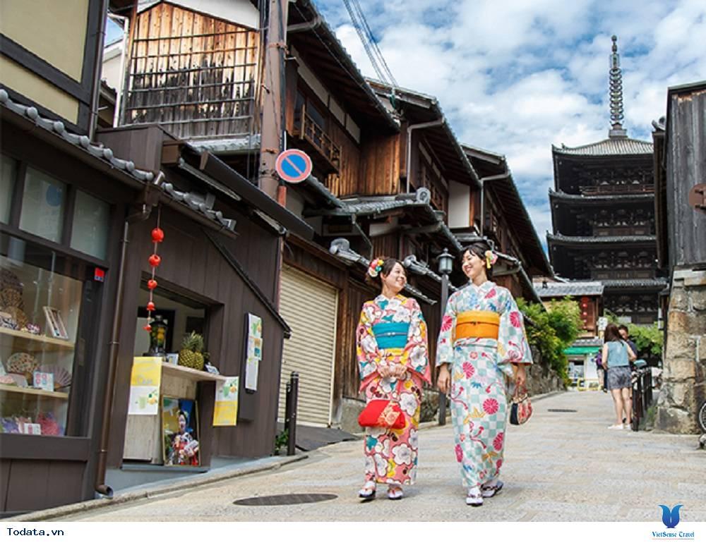 Ngắm càng nàng geisha xinh đẹp ở khu phố cổ Gion - Ảnh 3