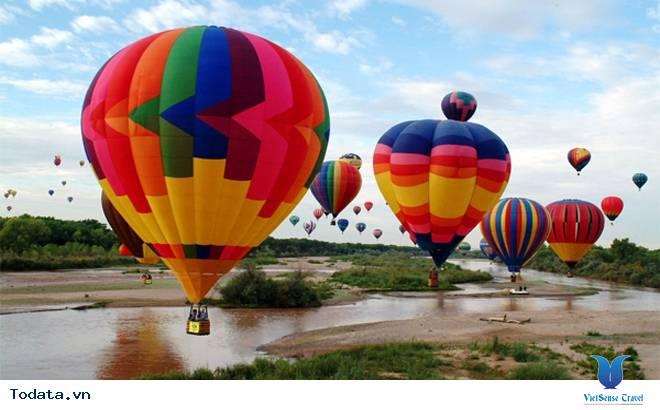 Ngày hội khinh khí cầu ở Hội An - Ảnh 2