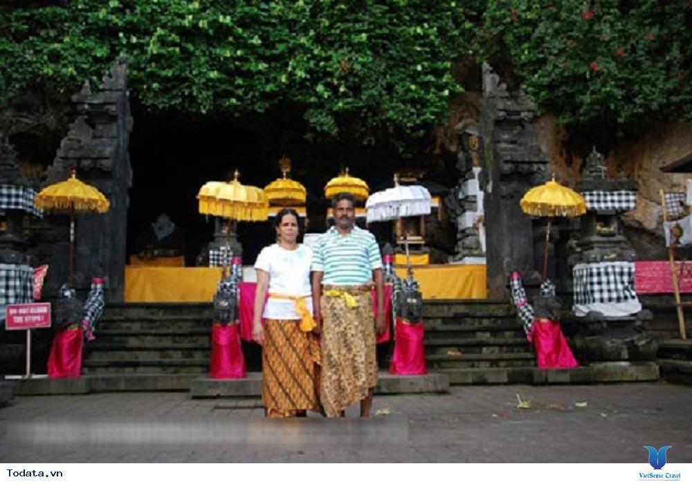 Nghi thức xã giao ở Bali - Ảnh 1