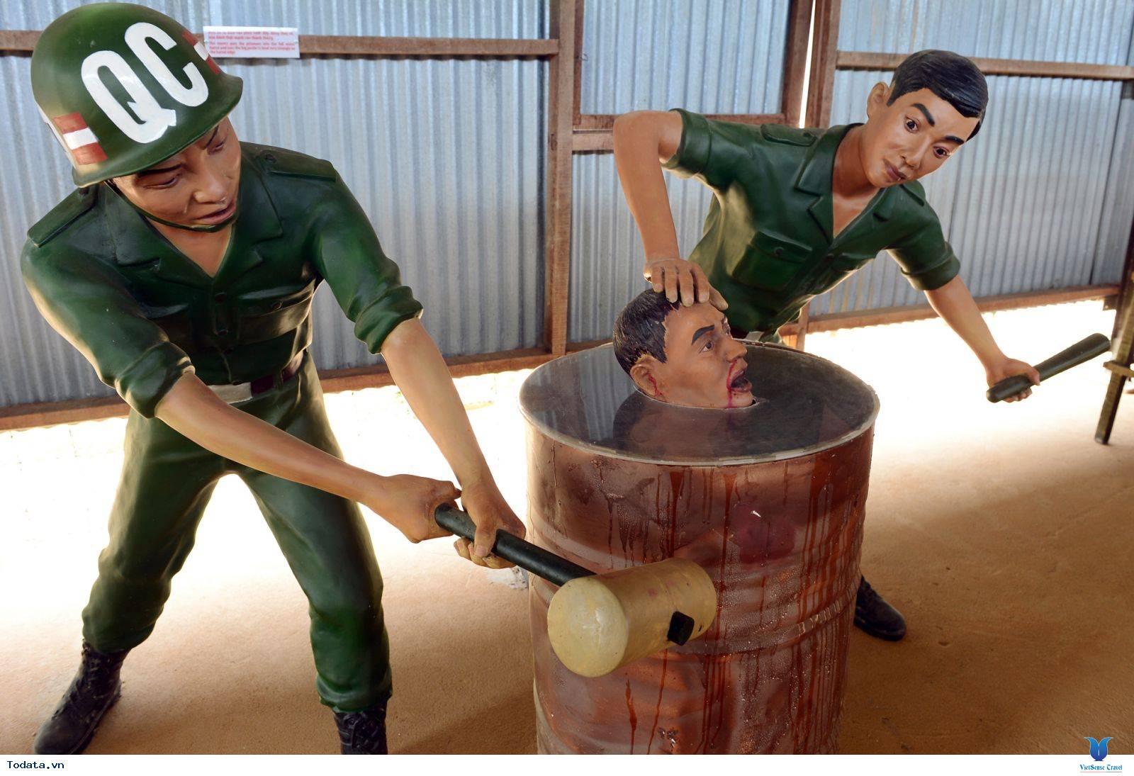 Nhà lao  cây dừa, chứng tích chiến tranh không thể quên - Ảnh 4
