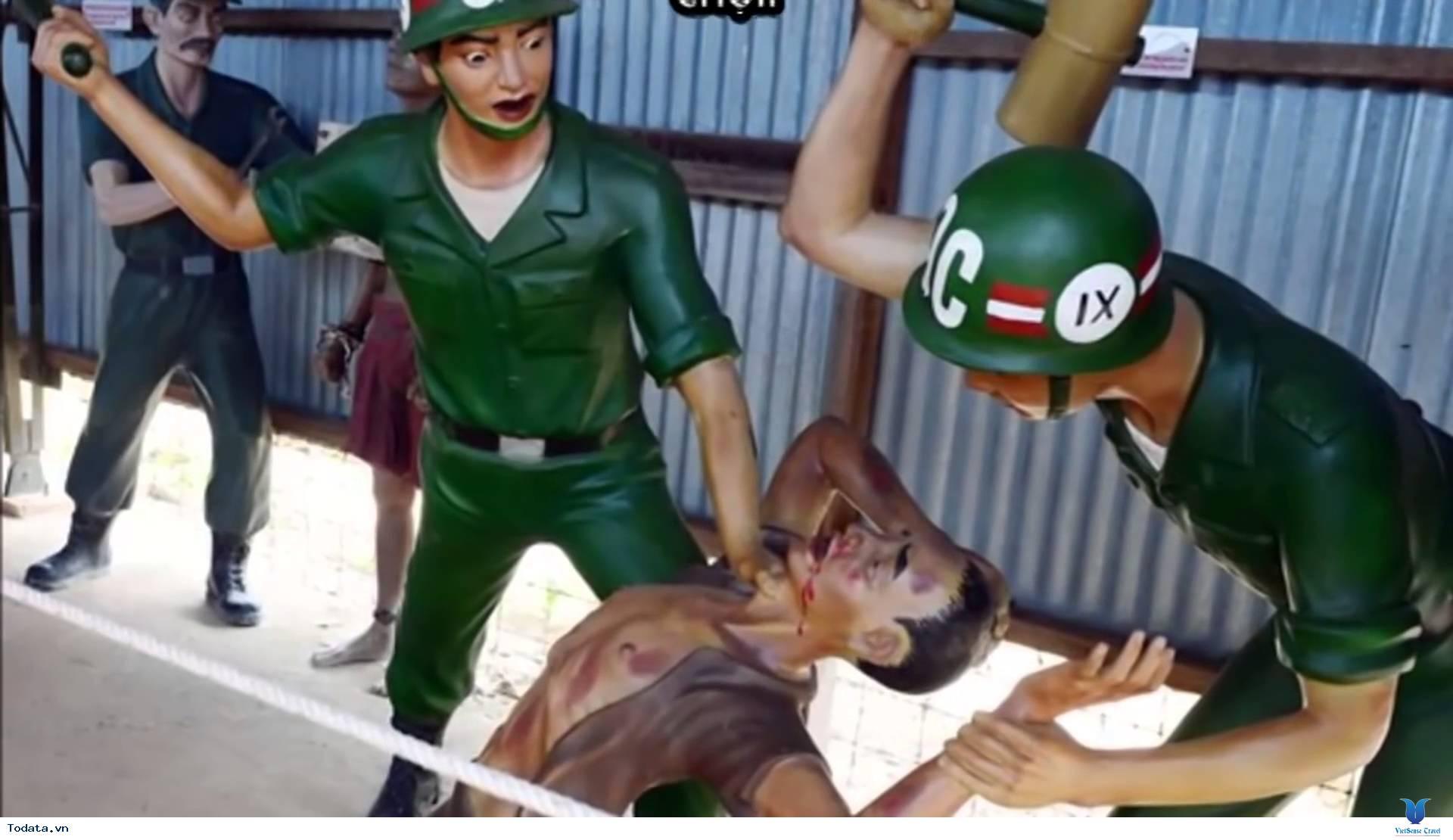Nhà lao  cây dừa, chứng tích chiến tranh không thể quên - Ảnh 3