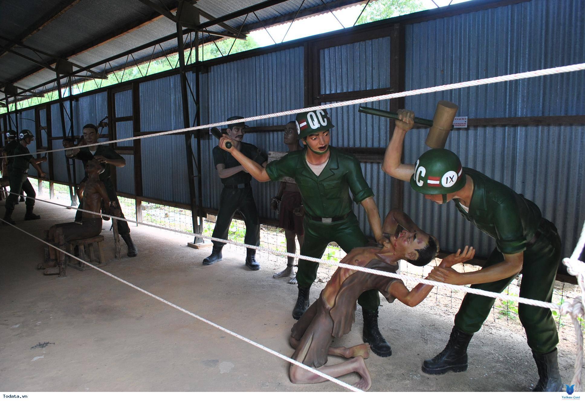 Nhà lao  cây dừa, chứng tích chiến tranh không thể quên - Ảnh 5