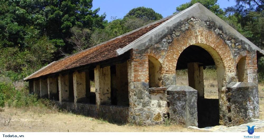 Nhà Tù ở Côn Đảo