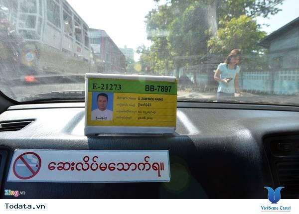 Những Phương Tiện Vận Chuyển Độc Đáo Ở Myanmar - Ảnh 10
