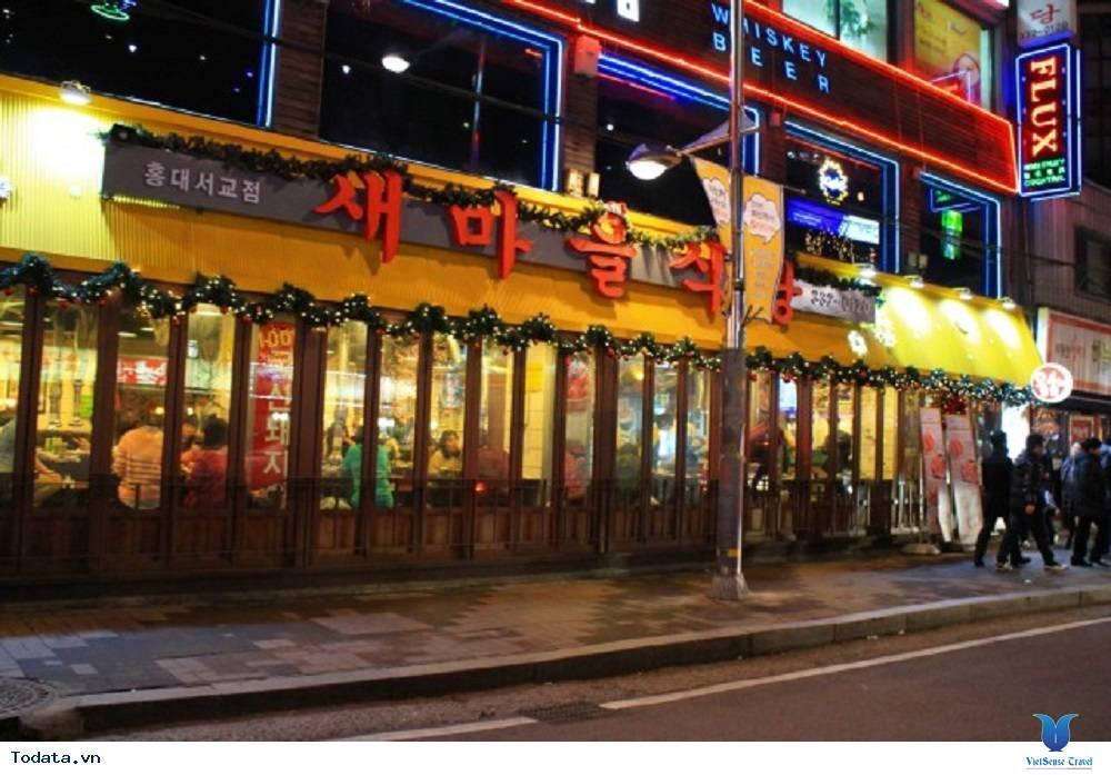 Những quán ăn vừa ngon vừa rẻ ở Hàn Quốc - Ảnh 1