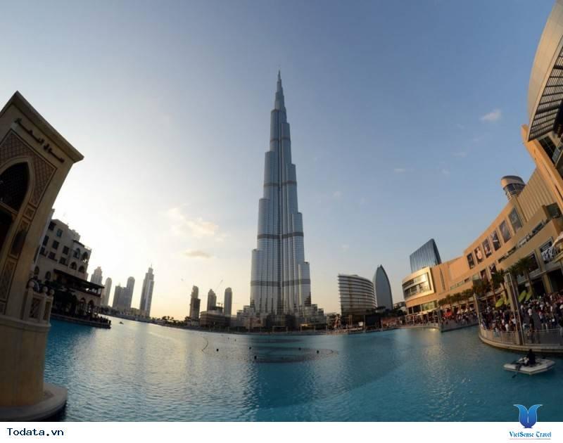 Những tòa nhà chọc trời tại Dubai - Ảnh 3