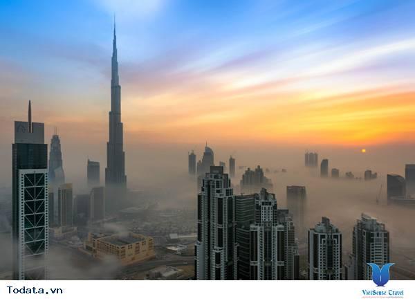 Những tòa nhà chọc trời tại Dubai - Ảnh 2
