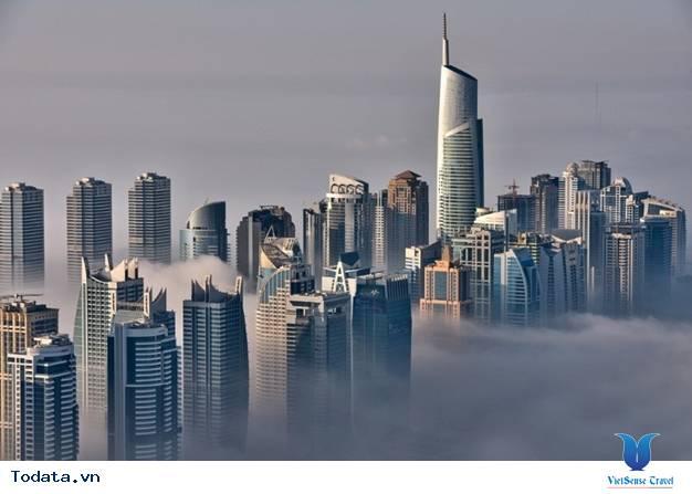 Những tòa nhà chọc trời tại Dubai - Ảnh 1