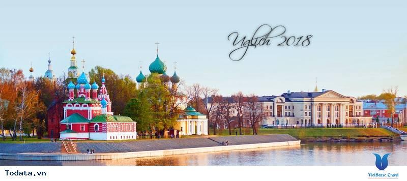 Review Hành Trình Khám Phá Nước Nga Tour Volga Cruise (p2) - Ảnh 1